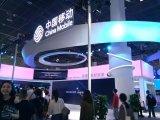 中国移动携各类新兴科技产品亮相2018物联网博览会