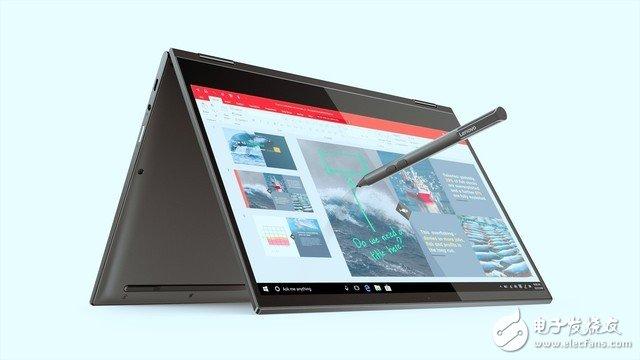联想发布了全球首款骁龙850笔记本,支持红外认证...