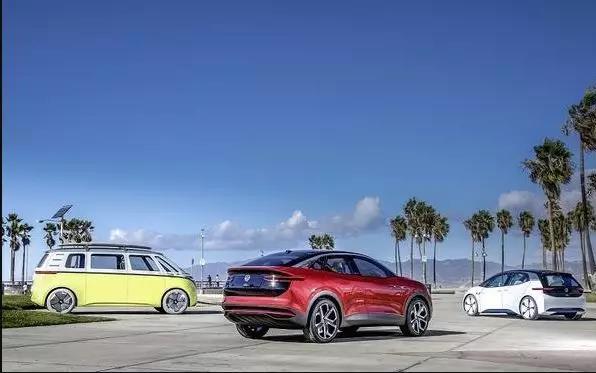 基于模块化平台MEB,大众计划生产1000万辆电动车与27款新车