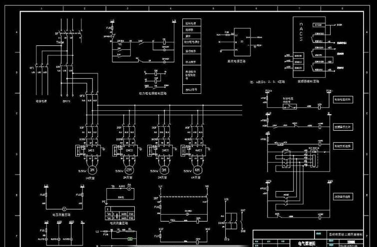 讀電氣圖的基本要求是什么?看電氣圖應具備哪些基礎知識?