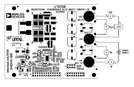 ADI新款双向降压-升压型开关稳压控制器为自动驾驶汽车中提供冗余电源