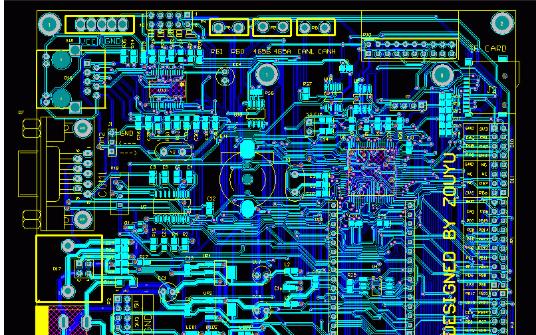 MAIN、MCU和UART的PCB封装的资料和封装图详细资料免费下载