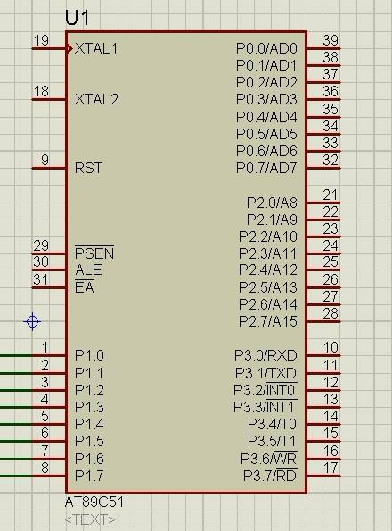 51單片機RAM區域的劃分