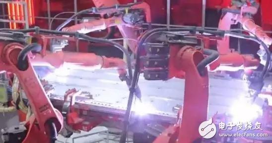 弧焊机器人详细介绍