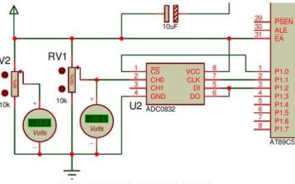 ADC和DAC转换电路EWB电路仿真图的详细资料免费下载
