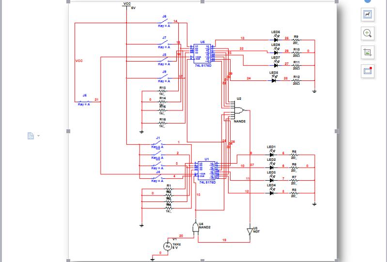 八人抢答器电路的设计的详细资料免费下载来设计看看吧!内含基本电路
