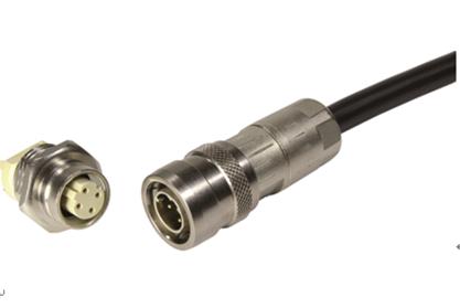 浩亭M12推拉式連接器實現免工具安裝,能讓設備進...