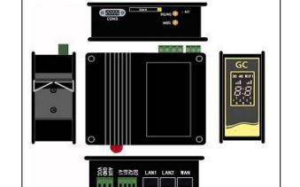 GRM530和GRM230 PLC無線通訊模塊解決方案詳細資料概述