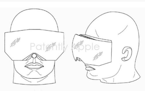 苹果提交了一项新专利申请,支持AR/VR/全息内容