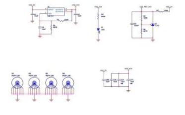 STM32F103ZET6 LQFP144+LQFP48最小系统板PCB原理图的资料免费下载