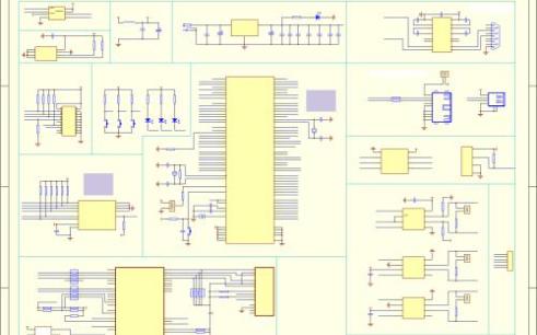 STM32F407 6路PWM输出的测试程序详细资料免费下载