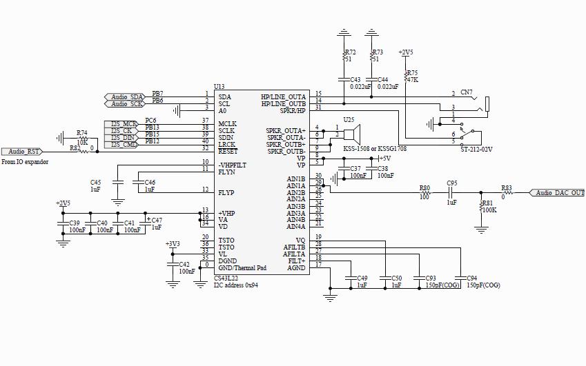 STM3210C-EVAL评估板原理图的详细资料免费下载