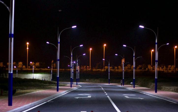 未来,道路照明将是LED的天下