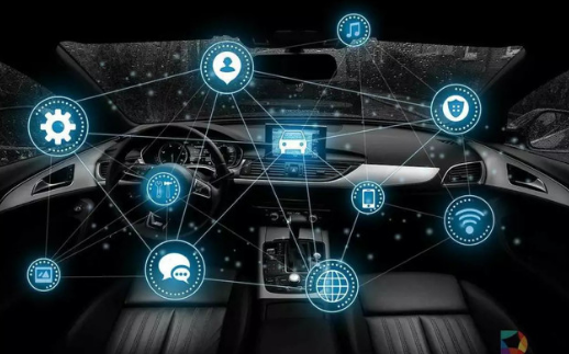 科技公司与汽车公司不断融合,正开新的汽车服务生态