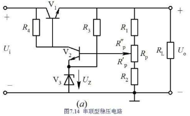 串联型稳压电源(运放)电路EWB电路仿真的详细资料免费下载