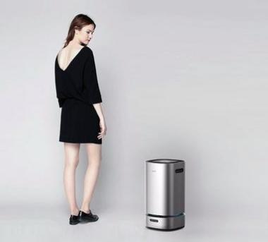 首个空气净化机器人AIRBOT亮相,将给人类的生活带来巨大改变