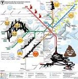 可视化设计在公共交通系统的实践应用