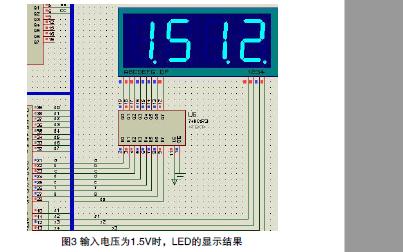 使用单片机进行数字电压表设计的详细资料分析免费下载