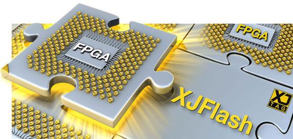 XJTAG集成XJFlash特性 使闪存编程速度快50倍