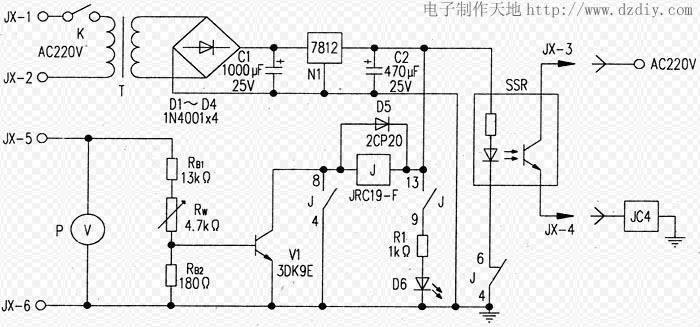 为调频发射机前级功放增设过压保护电路