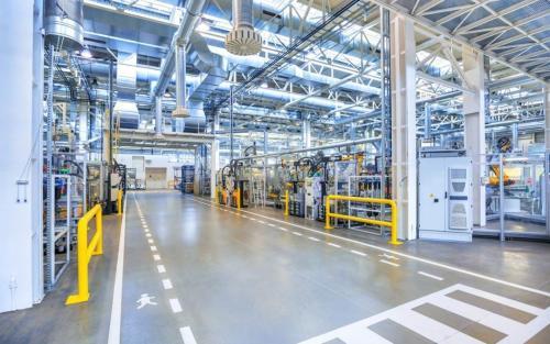 物聯網技術在工業領域中的應用解析