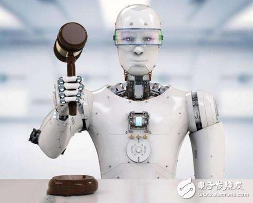 隨著AI法律機器人的成熟化發展,未來它是否真的會...