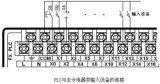 解決在輸出繼電器的觸點斷開時CD4513的輸入端...