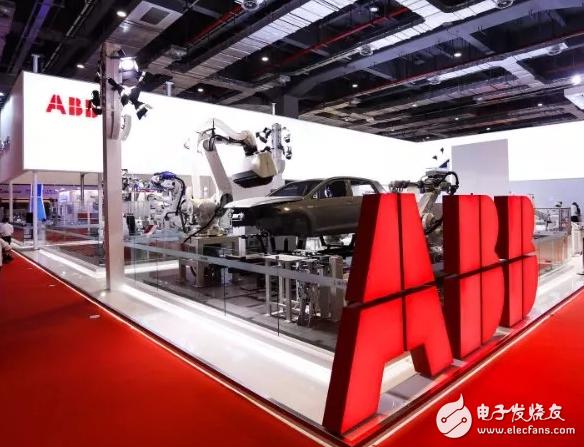 ABB推出的IRB 910INV机器人适用于快速...