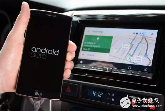 科技公司與汽車公司不斷融合,開新的汽車服務生態