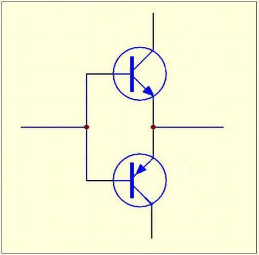 图腾柱驱动的作用与原理分析