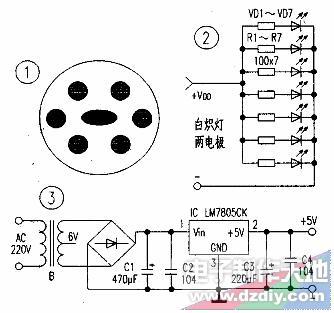 长寿型LED楼道智能夜灯设计