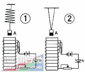 简单电子秋千电路解析