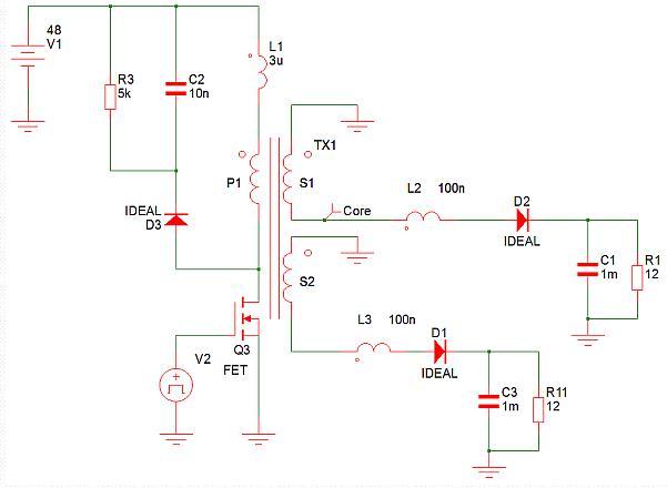 如何使用同步整流提高反激式电源的交叉调整率