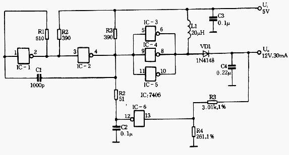 DC—DC升压器