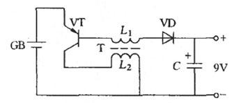 介绍一款新型的万用表9V电池代用电源