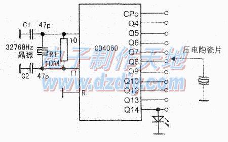 信號發生器電路的原理及實驗