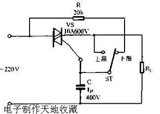 恒温控制器的工作原理