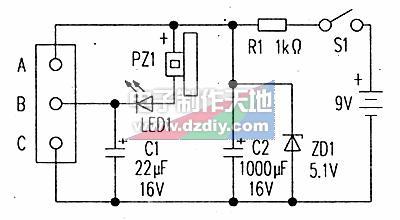 红外线接收模块测放器的工作原理