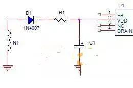 如何将慢恢复二极管有效的到开关电源中