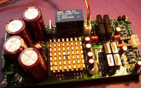 AB类耳机放大器的设计及制作方法