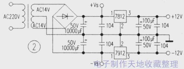 怎样用TDA7296和NE5532制作电脑音箱功率放大器