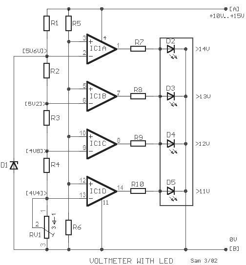 汽车电池电压监视器的设计