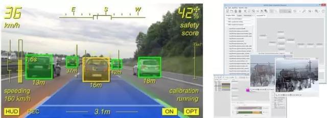 HERE高精实时地图为无人驾驶车辆提供方向