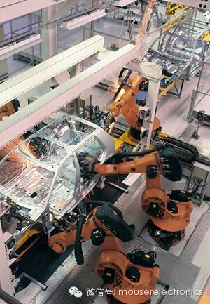电机控制新技术给机器人带来了怎样的好处?(1)
