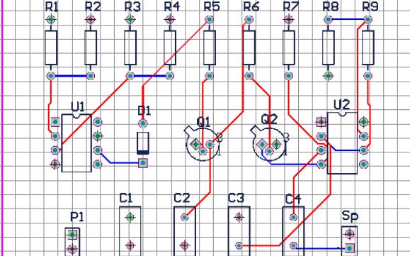 Altium Designer教程之PCB设计实例详细资料免费下载