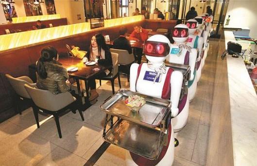 智能语音机器人在未来将无处不在