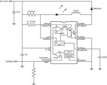一种高性价比的LED驱动器设计
