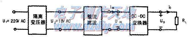开关稳压电源DIY制作方案(电路原理图)
