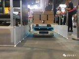 迦智科技,携带最新AGV产品和智慧物流解决方案亮...