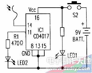 市电漏电探测器的工作原理